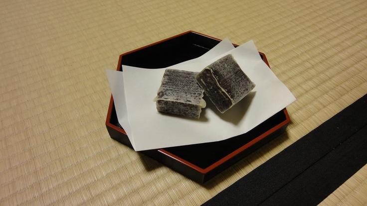 Kintsuba, Traditional Japanese Sweets. Japan.