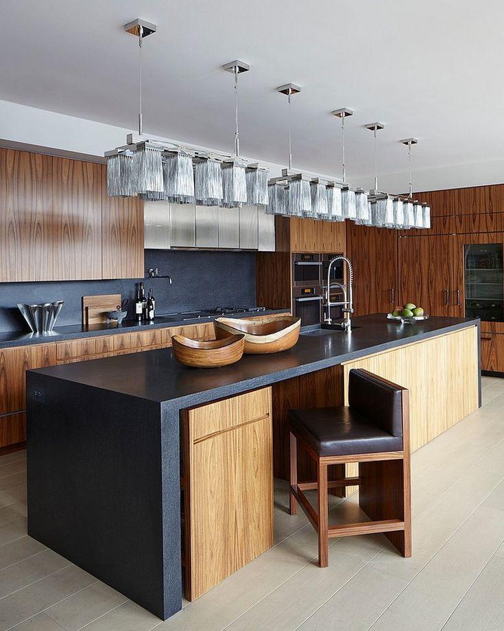 tribeca loft 5 Sprawling Tribeca Triplex Boasting Mid Century and Modern Design Elements