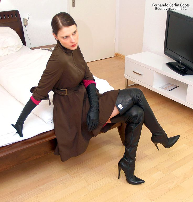 Thigh high boots fetish gallery