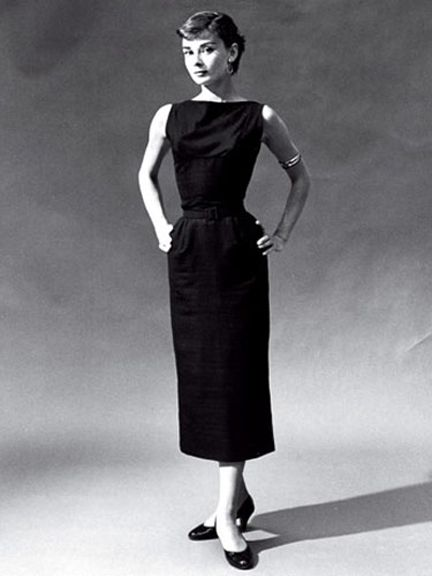 Fashion History ~ Coco Channel, little black dress