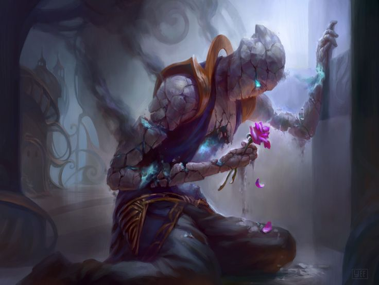 ArtStation - Die Young - Illustration for Magic the Gathering, Ryan Yee