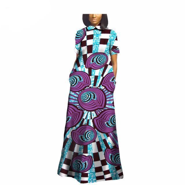 African styles clothing short sleeve long Dashiki Dress,Dashiki Dress, African Dress,African fashion,African Fabric,African Clothing