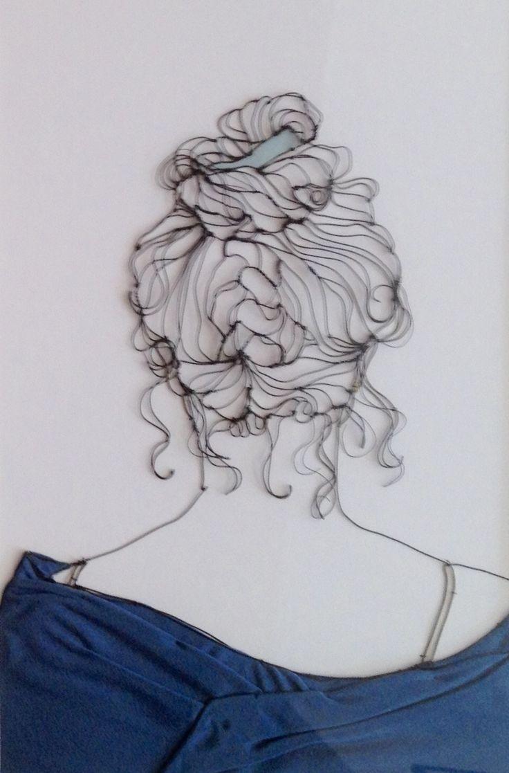 sculptural drawing by christina james nielsen: October 2011 | DIY ...