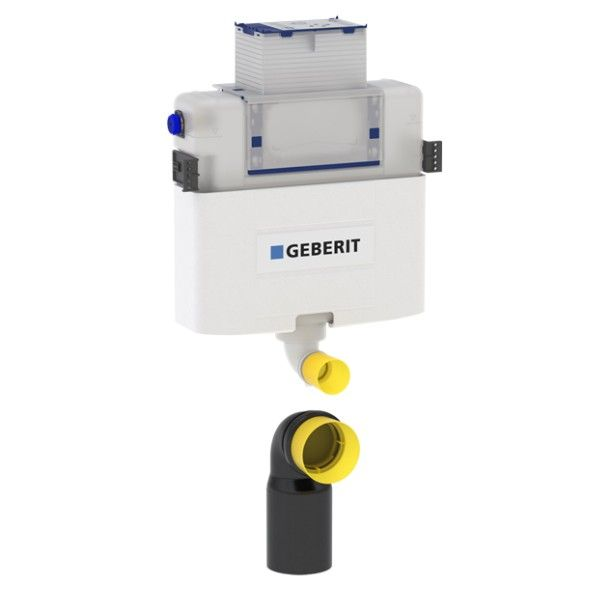 geberit cistern installation instructions