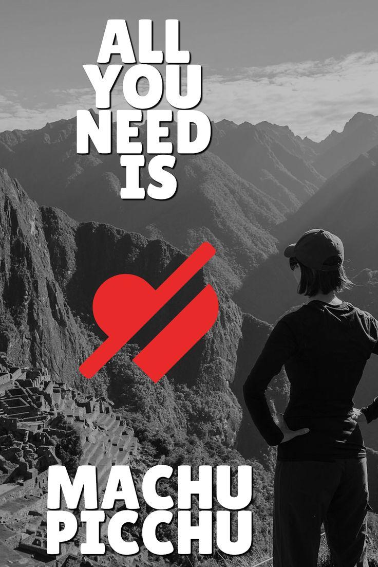 Viajar a #MachuPicchu te cambia. Desde el momento que pones un pie en #Cusco la necesidad de descubrir es indescriptible.