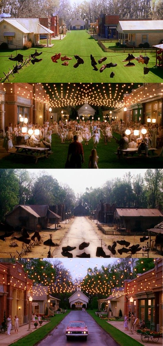 Big Fish, 2003 (dir. Tim Burton). #movie #film #cinema