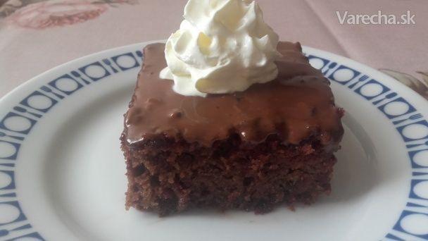 Škoricový koláč s cviklou - Recept