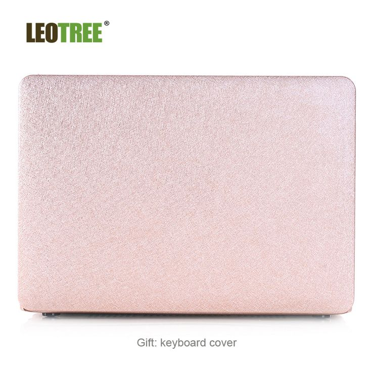2 in 1 Soft-Skin Silk Texture Plastic Hard Case Cover & Keyboard Cover for Macbook air/ Macbook/ Macbook Pro