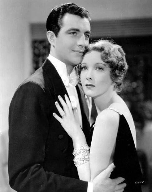 Robert Taylor and Helen Twelvetrees