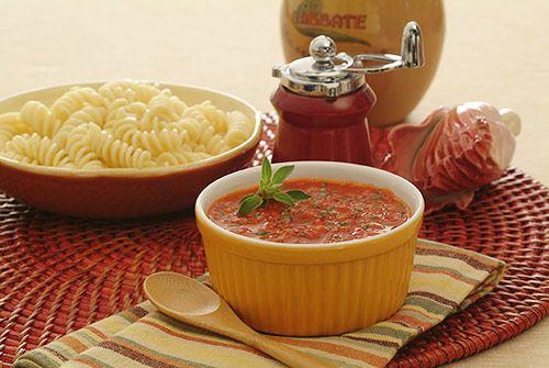 Roasted Red Pepper Tomato Sauce - Kidney-Friendly Recipes - DaVita