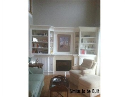 Bookcases next to fireplace built ins pinterest for Bookcases next to fireplace