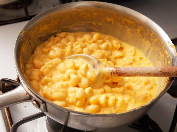 The Food Lab's Ultra-Gooey Stovetop Mac and Cheese