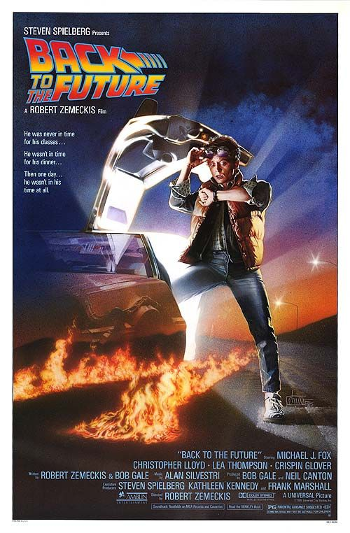 Back To The Future movie posters at movie poster warehouse movieposter.com Australia