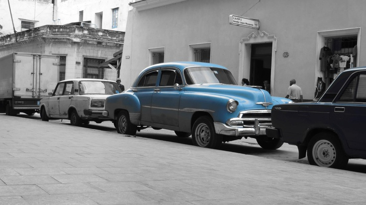 Picture I shot while in Havana, Cuba