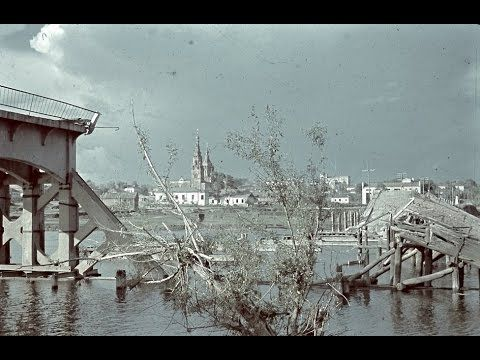 Вторая Героическая Оборона Севастополя, 1941-1942, Великая Отечественная война, кинохроника - YouTube