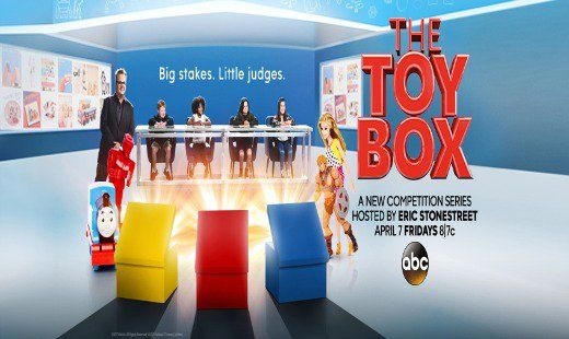 'The Toy Box' is an amazing new show that gives toy inventors the opportunity to have people try their toy out and the winner gets the chance of a lifetime
