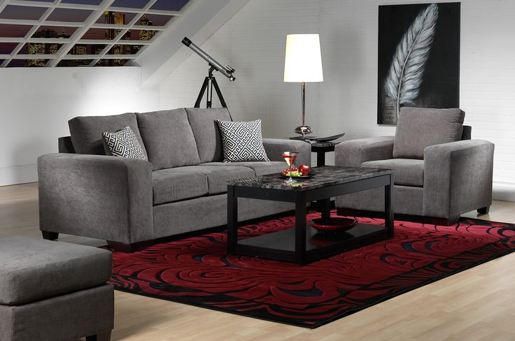 Living Room Furniture-The Sonoma Collection-Sonoma Sofa @Kyle Ethridge's Furniture