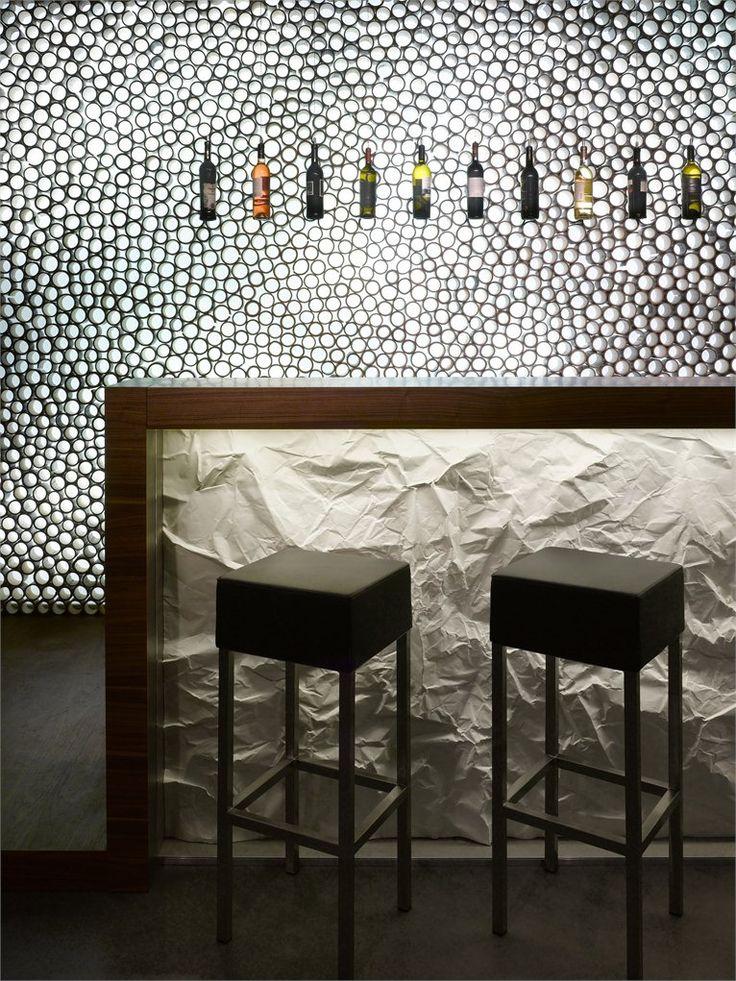 Moods Boutique Hotel, Prague, 2011 // Bar Detail #hotelinteriordesigns