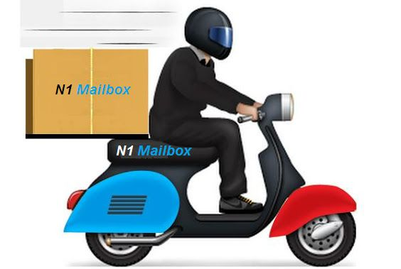 #UKCourierDeliveryServices and Worldwide #Shipping Made Easy With N1 Mailbox https://goo.gl/9QbxAy