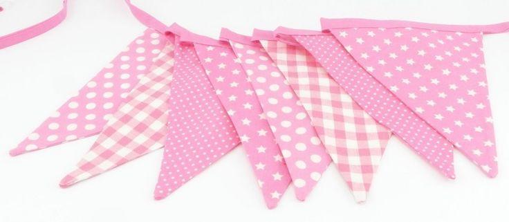 Geboorte meisjes roze