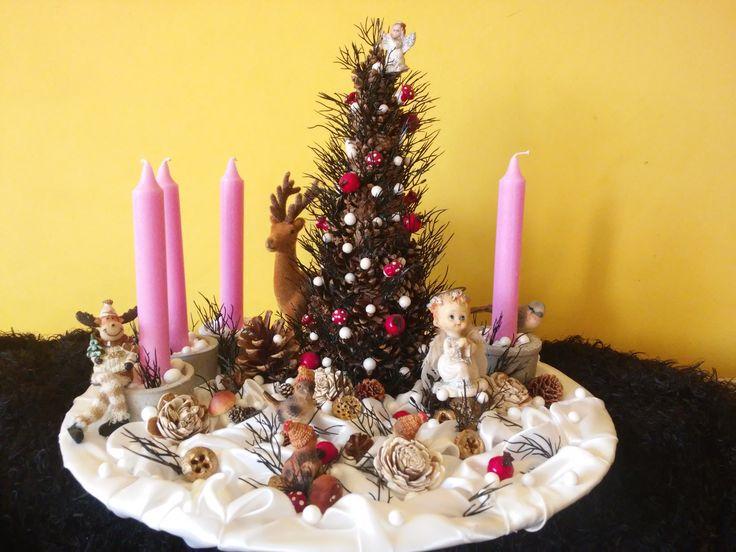 Karácsonyi mesevilág :)