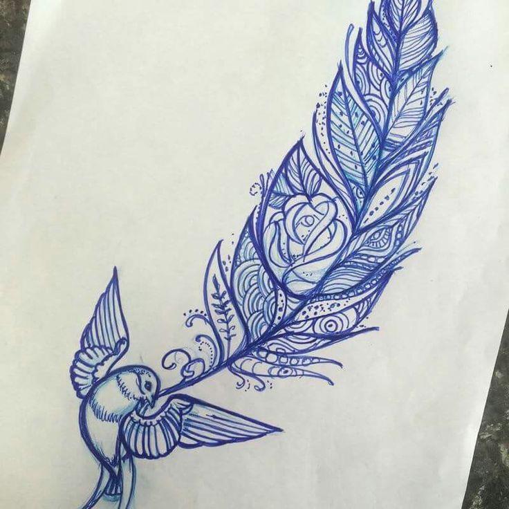 Beautiful. .. henna inspired