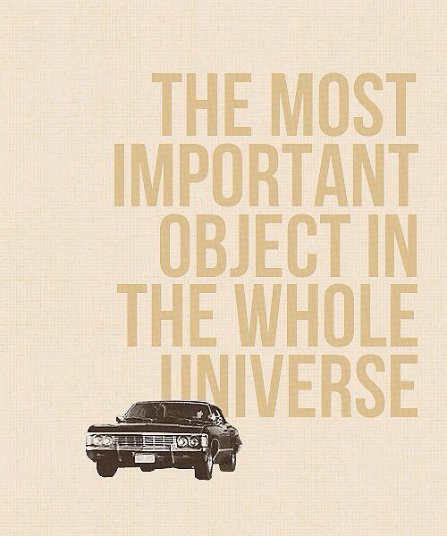 The 1967 Chevy impala