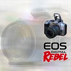 Canon EOS Rebel Digital camera tutorials