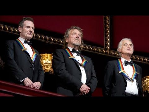 The Kennedy Center Honors Led Zeppelin 2012The Kennedy Center Honors Led Zeppelin The Kennedy Center Opera House Washington, DC Recorded December 2, 2012 Broadcast December 26, 2012 on CBS-TV Setlist: 01 Introduction - Jack Black 02 Rock And Roll - Foo Fighters 03 Ramble On - Kid Rock 04 Whole Lotta Love - Lenny Kravitz with Craig Ross (guitar) 05 Stairway To Heaven - Ann and Nancy Wilson with Jason Bonham (drums)
