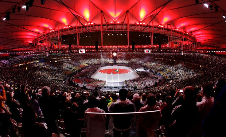 Rio throws final party to say goodbye to 2016 Olympics:  August 21, 2016  -     The 2016 Summer Olympics in Rio de Janeiro came to an end on Aug. 21 with a closing ceremony celebrating the best of Brazilian culture and music. The 16-day event saw 27 new world records and 91 Olympic records set. The Olympic flag was handed over to Yuriko Koike, the governor of Tokyo, where the 2020 Olympic Games will be held. (Pictured) The Olympic flag can be seen during the closing ceremony.