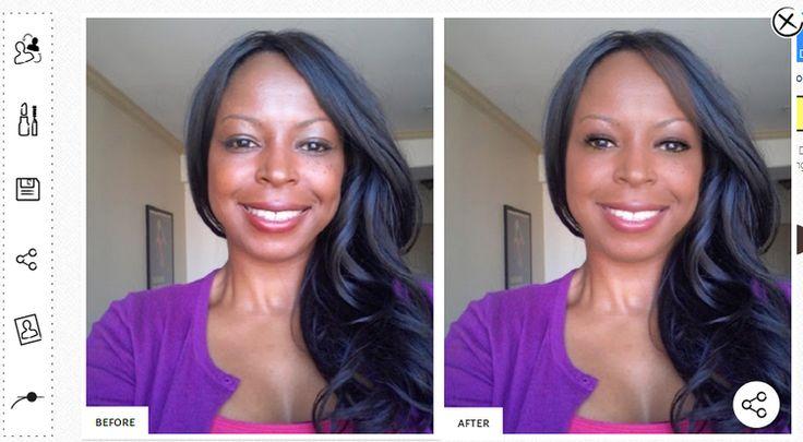 Glamst Virtual Makeup Makeover