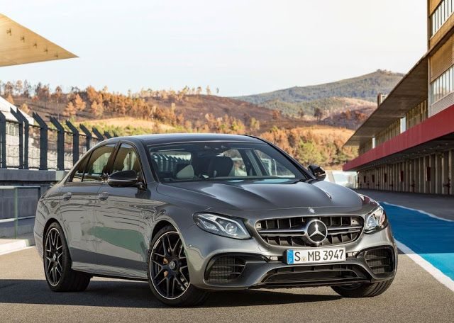 AutoNewCarsBlog: 2017 Mercedes-Benz E63 AMG