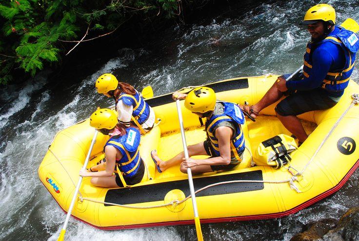Bali adventure Rafting package
