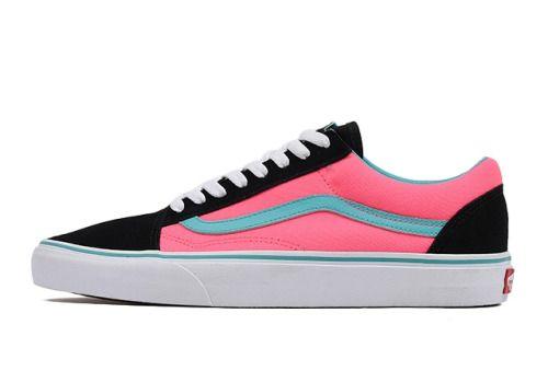 """http://SneakersCartel.com Vans Old Skool""""Neon Pink"""" #sneakers #shoes #kicks #jordan #lebron #nba #nike #adidas #reebok #airjordan #sneakerhead #fashion #sneakerscartel http://www.sneakerscartel.com/vans-old-skool-neon-pink/"""