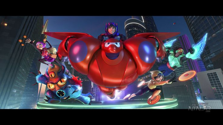 Big Hero 6 Full movie HD in English - Best animation movies 2015
