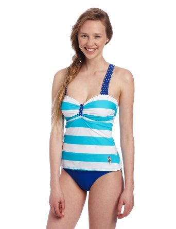 U.S. Polo Assn. Juniors One Piece Striped Suit --- http://www.amazon.com/U-S-Polo-Assn-Juniors-Turquoise/dp/B00BFUEXHA/?tag=httpswwwf09c8-20
