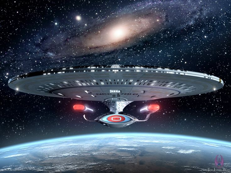 Star Trek - Enterprise NCC 1701