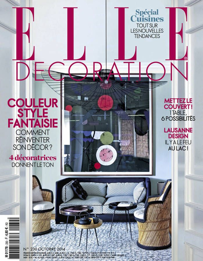 192 best couvertures elle d coration covers images on for Decoration lumignon 8 decembre