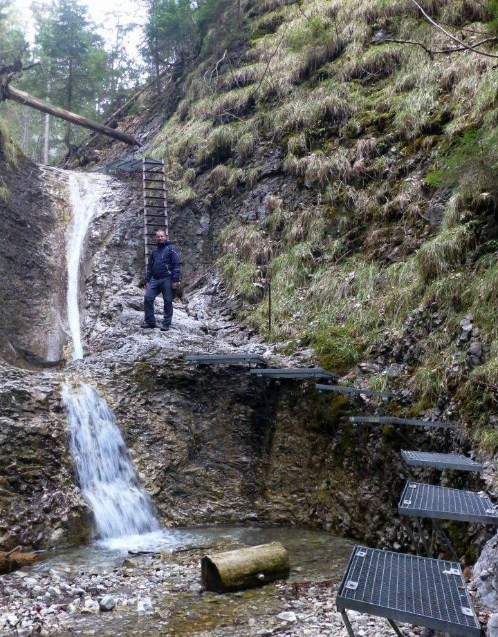 Národný park Suchá Belá tiesňava Slovenský raj 10