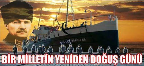 """MAREŞAL GAZİ MUSTAFA KEMAL ATATÜRK VE ATATÜRKÇÜLÜK - Koleksiyonlar - Google+ KUTLU OLSUN TÜRKİYEM... """"19 Mayıs Atatürk'ü Anma, Gençlik ve Spor Bayramı""""nın Anlam Ve Önemi:"""