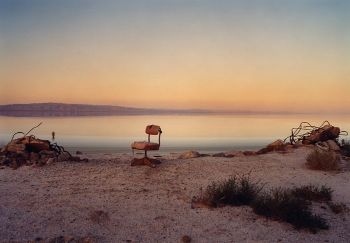 red chair - marcus doyle