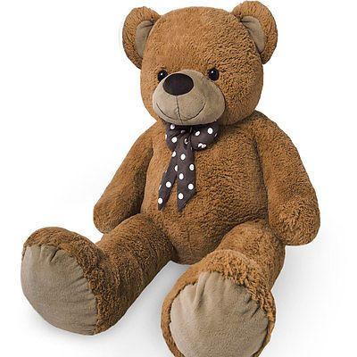 17 meilleures id es propos de ours en peluche g ant sur. Black Bedroom Furniture Sets. Home Design Ideas