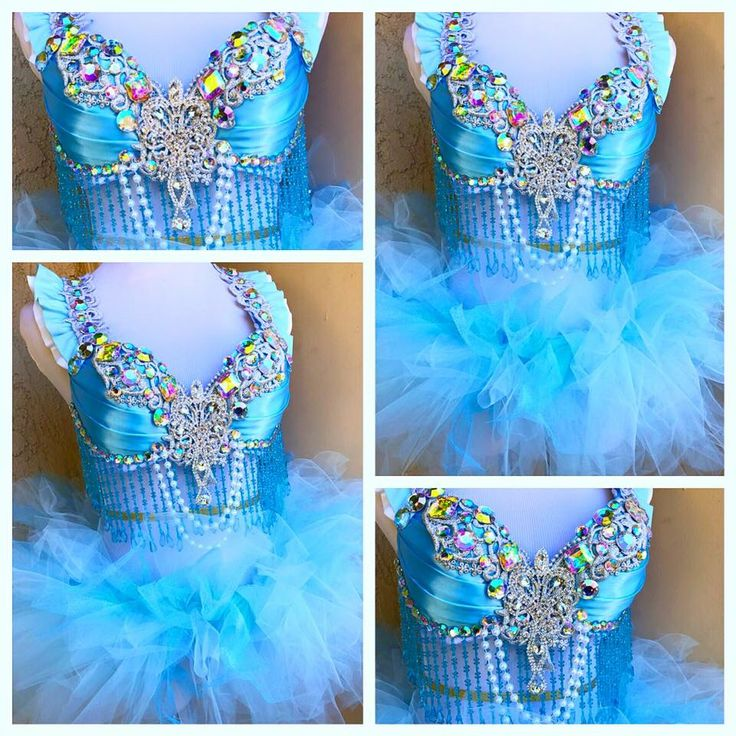 For Sale Cinderella Bra: 32D  Small Tutu  Available on our website: www.electric-laundry.com  Please be aware pre-mades sell very fast