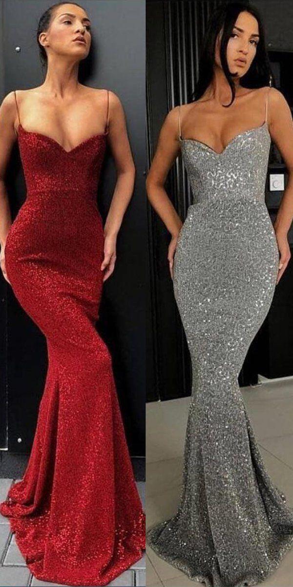 c4eed876d9033 Spaghetti Strap Mermaid Sexy Popular Long Evening Prom Dresses, WP019  #promdress #promdresses #longpromdress #longpromdresses