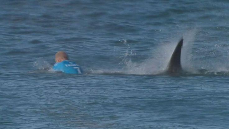 Forgotten third man in the Mick Fanning shark attack speaks