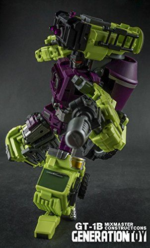 Transformers Devastator GT1B Gravity Builder Mixer Truck New >>> You can find out more details at the link of the image.Note:It is affiliate link to Amazon.