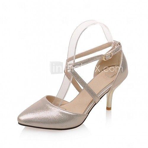 Printemps Chaussures Formel Argent Enfants O2Vly