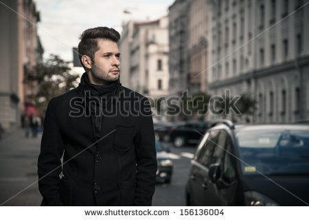 handsome young man walking in street - Bing Images