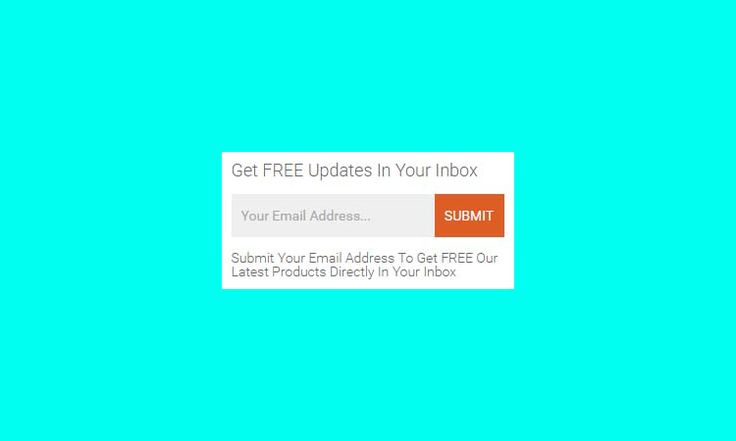 Membuat Widget Follow By Email Valid AMP HTML