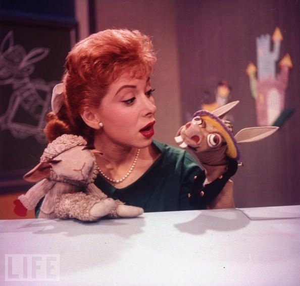 Shari Lewis, Lamb Chop, Charlie Horse. This is a song that never ends......